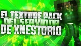 EL TEXTURE PACK DEL SERVIDOR DE xNESTORIO | Ultra Official Resource Pack Release [16x] UHC - POT PVP