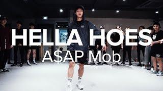Hella Hoes - A$AP Mob / Junsun Yoo Choreography