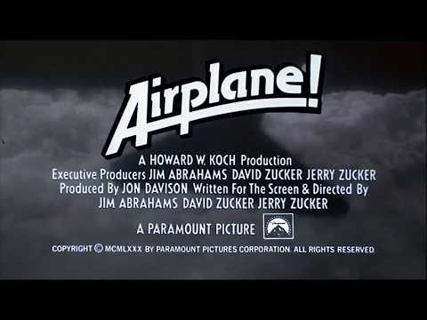 Airplane! 1980 Trailer #1 Movie Trailers