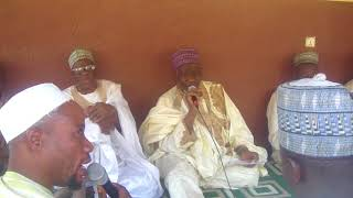 #VideoNews from the naming ceremony of AbdulKareem Babatunde The son of Alfa Abdullateef Wopa held