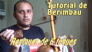 Tutorial de Berimbau #13-Repiques (Angola, Banguela, Idalina, São bento pequeno grande e de bimba)