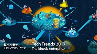 Tech Trends 2017: The kinetic enterprise   Deloitte University Press