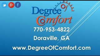 Degree Of Comfort, Inc. | Doraville GA Heating and Air Conditioning Contractors