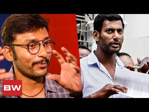 Xxx Mp4 RJ Balaji Opinion On Tamil Cinema Strike Vishal 3gp Sex