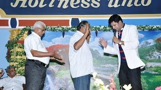 THE SUPERNATURAL GIFT OF WORD OF KNOWLEDGE AND SUPERNATURAL MIRACLE HEALING! (ENGLISH & TAMIL)