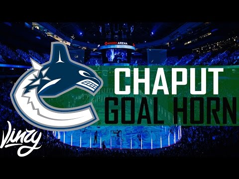Vancouver Canucks 2017 Goal Horn [MICHAEL CHAPUT]