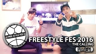 Freestyle Fes 2016 : All About