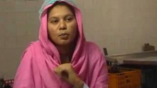 Female Labour(Dates Factory) in Khirpur Pakistan on International Labour day Imran Malik
