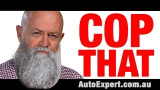 Can you video police in Australia during a roadside stop? | Auto Expert John Cadogan