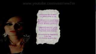 Kenza Farah feat Soprano - Coup de coeur (Lyrics)