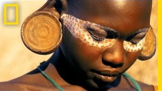 Carol Beckwith & Angela Fisher: Painted Bodies of Africa | Nat Geo Live