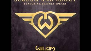 will.i.am - Scream & Shout (Remix) (feat. Lil' Wayne, Diddy, Waka Flocka, Hit Boy, Britney Spears)