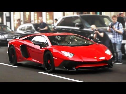 London s FIRST Lamborghini Aventador SV