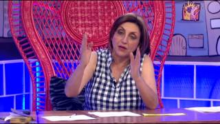 FERNANDA TAPIA HABLA POR SEGUNDA OCASIÓN SOBRE CARMEN ARISTEGUI
