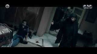 مسلسل الحساب يجمع| لحظة إخفاء كرم ونعيمة لجثة صابر بعد قتله