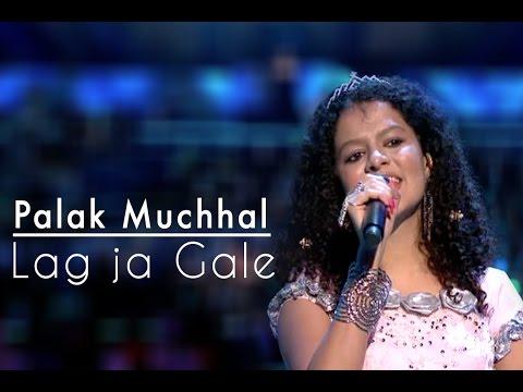 Lag Ja Gale - Palak Muchhal  Live at Royal Albert Hall, London  Lata Mageshkar Tribute