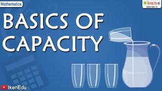 Basics of Capacity
