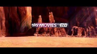 Sky Movies Star Wars HD - Advert December 2015 [King Of TV Sat]