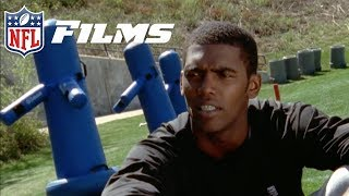 Randy Moss & Jason Williams Go From Childhood Rivals to High School Teammates!