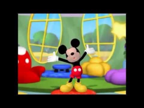 Mickey Mouse en Español Latino Canciones