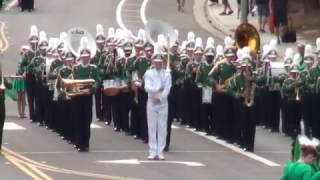 Moore MS - Crosswinds March - 2016 Riverside King Band Review