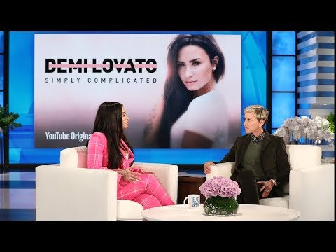 Xxx Mp4 Demi Lovato On Taking Power Away From Online Haters 3gp Sex