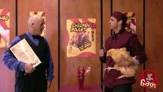 لمجرد الضحك: قتلة الدجاج الطازج