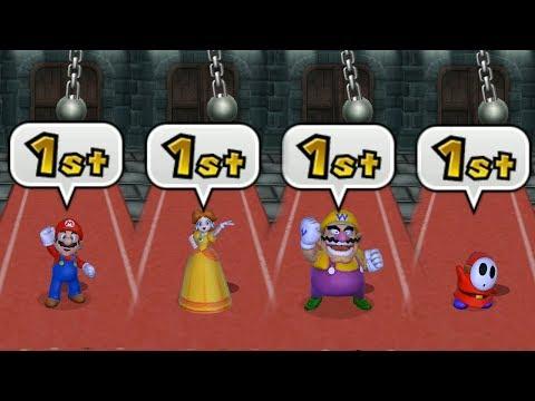 Xxx Mp4 Mario Party 9 Garden Battle Mario Vs Daisy Vs Wario Vs Shy Guy Cartoons Mee 3gp Sex