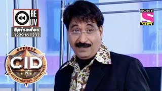Weekly Reliv   CID   17th November to 24th November 2017   Episode 1229 to 1232