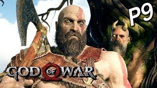 God of War PS4《戰神 PS4》Part 9 - 復活死人頭
