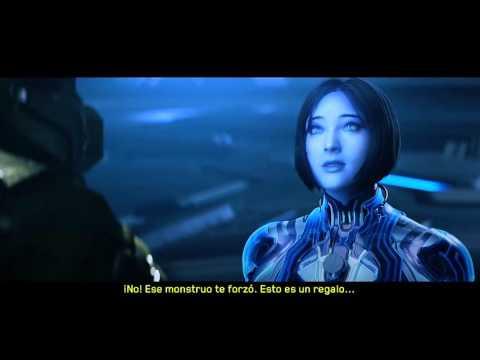 Halo 5 Guardians Cortana traiciona al Jefe Maestro