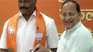 Setback for Mayawati, Brajesh Pathak joins BJP