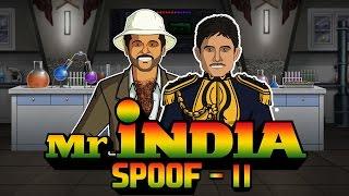 Mr. India Spoof ft Ajay Devgan, KRK & Karan Johar || Shudh Desi Endings || Part 2
