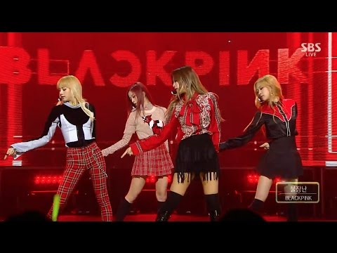 Download BLACKPINK - '불장난 (PLAYING WITH FIRE)' 1120 SBS Inkigayo