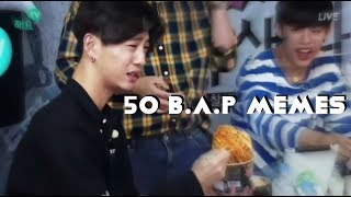 50 B.A.P memes in under 4 minutes