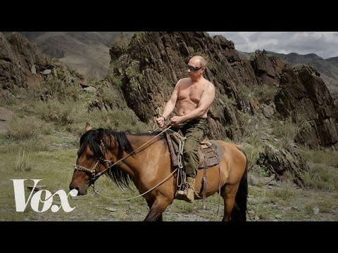Vladimir Putin s topless photos explained