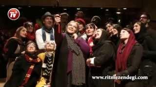 فیلم جشن تولد چهل سالگی بهاره رهنما با حضور پیمان قاسم خانی و شقایق دهقان در نیاوران