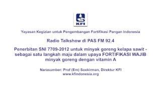 KFI - Talkshow Radio di PAS FM 92,4