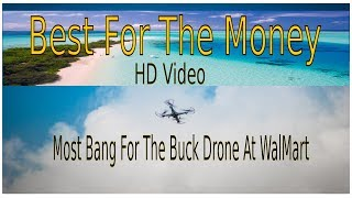 Best Walmart Drone Promark P70