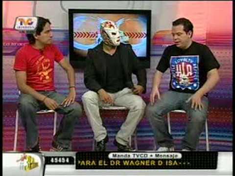 Entrevista a Dr. Wagner Jr. en 3ra caída TVC Deportes 01
