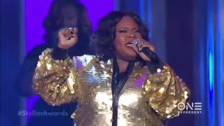 Stellar Awards: Tasha Cobbs Puts a Praise On It