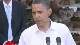 Obama: Jerusalem Will Be Israel's Capital