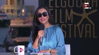 رسالة مهرجان الجونة السينمائي .. لقاء مع الفنان / داوود حسين