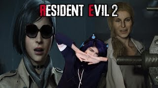Resident Evil 2 REMAKE Story Trailer *Reaction* // TGS 2018