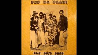 City Boys International Band - Odo da Baabi  (full album)