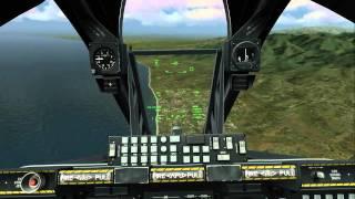 DCS A-10C Warthog - AIM-9 seeker.avi