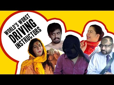 World's Worst Driving Instructors