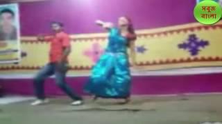 অন্তর বিছায়ে খুজি তোমারে তোমারে!!! Bangladeshi stage hot dance (Don't miss)