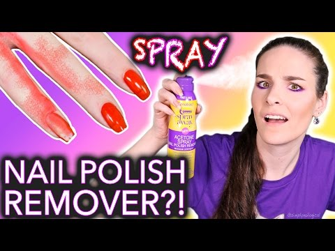 Xxx Mp4 WTF Spray Nail Polish Remover Do Not Breathe 3gp Sex