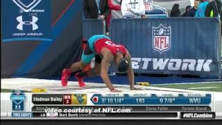 Tavon Austin and Stedman Bailey NFL Combine